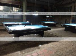 Bàn billiards đã qua sử dụng