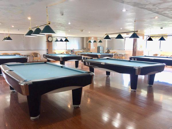 Bàn bi a 9017 liên doanh TAIWAN - Billiards Đức Tình