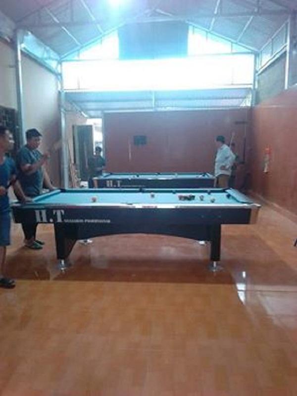 Billiards Hoàn Thúy lắp 2 bànbi a 9018 Việt Nam tại Điện Biên