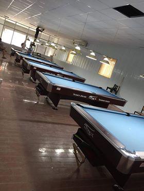 Billiards Hoàn Thúy lắp đặt 5 bàn bi a 9018 aileex tại Hoài Đức – Hà Nội.