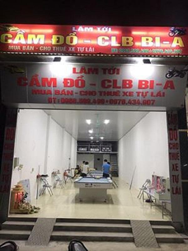 Billiards Hoàn Thúy lắp đặt 3 bàn bi a 9018 Việt Nam tại Bắc Ninh