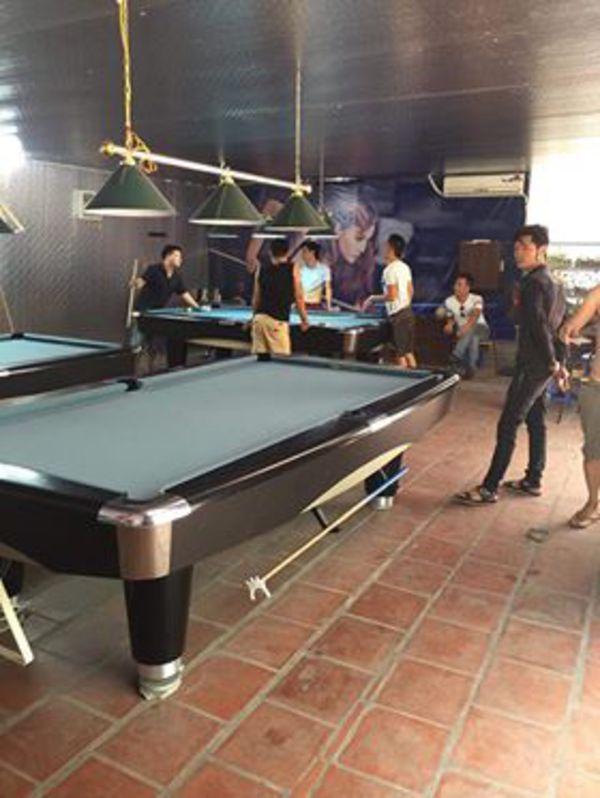 Lắp đặt 3 bàn bi a 9017 tại Hà Nội