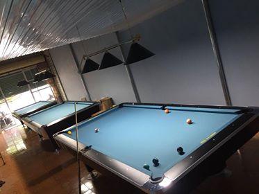 Billiards Hoàn Thúy lắp 3 bàn 9018 liên doanh Taiwan tại Hà Giang