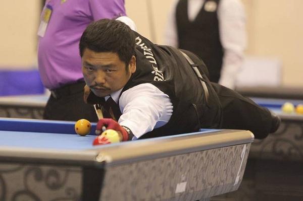 cơ thủ việt đánh bại siêu sao người Hàn Quốc