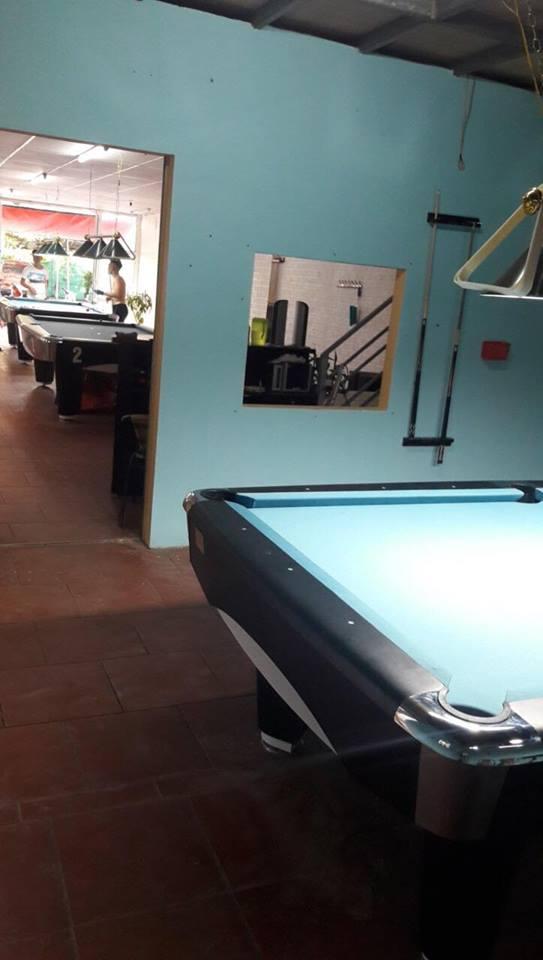 Billiards Hoàn Thúy lắp đặt 3 bàn bi a 9018 Liên doanh Taiwan tại Bắc Từ Liêm, Hà Nội