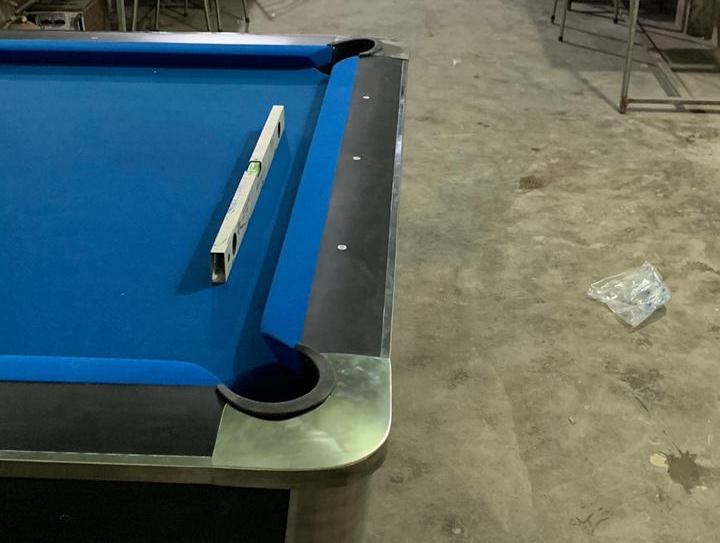 Billiards Hoàn Thúy lắp đặt 3 bàn bi a 9018 Việt Nam tại Bình Giang – Hải Dương