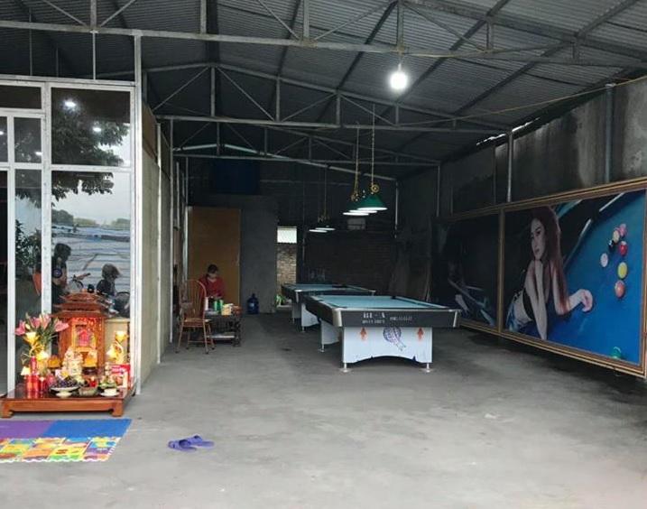 Billiards Hoàn Thúy lắp đặt 2 bàn bi a 9018 Việt Nam tại Mạo Khê, Quảng Ninh