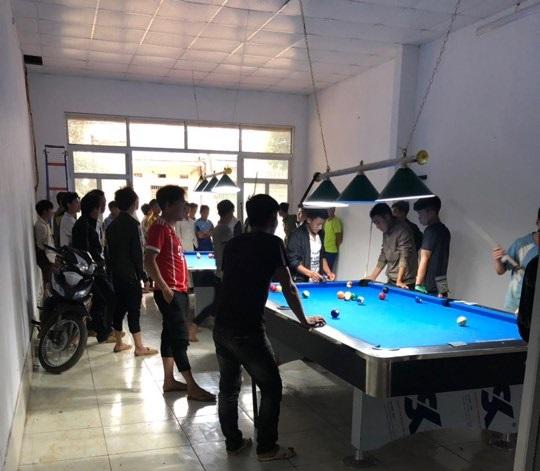 Billiards Hoàn Thúy lắp đặt 2 bàn bi a 9018 tại Đồng Đăng, Lạng Sơn