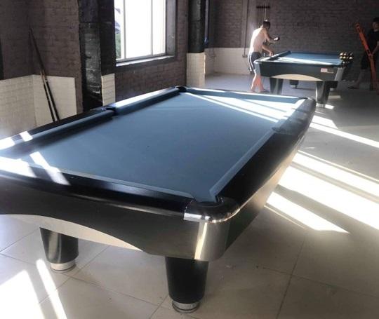 Billiards Hoàn Thúy lắp đặt 2 bàn bi a 9017 tại Thiên Đường Bảo Sơn, Hà Nội
