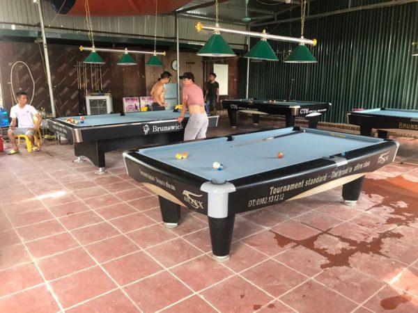 Lắp đặt bàn bi a tại Hà Nội