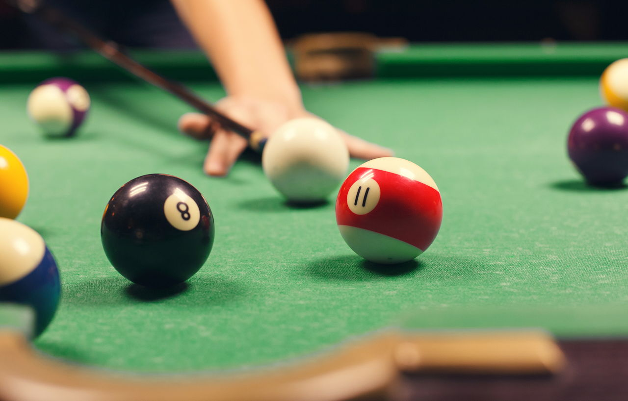 Bạn có tin không? Chơi billiards khỏe không kém cử tạ