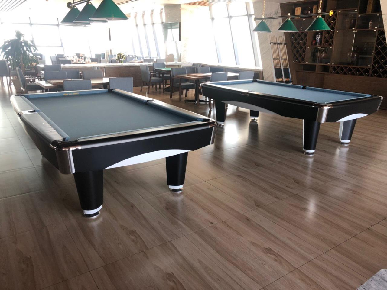 Billiards Hoàn Thúy lắp đặt 2 bàn 9017 liên doanh Taiwan tại TP Nha Trang, Khánh Hoà