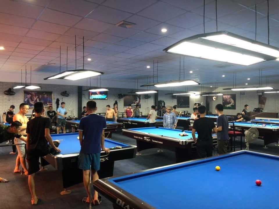 Lắp đặt bàn bi a tại Thanh Hoá