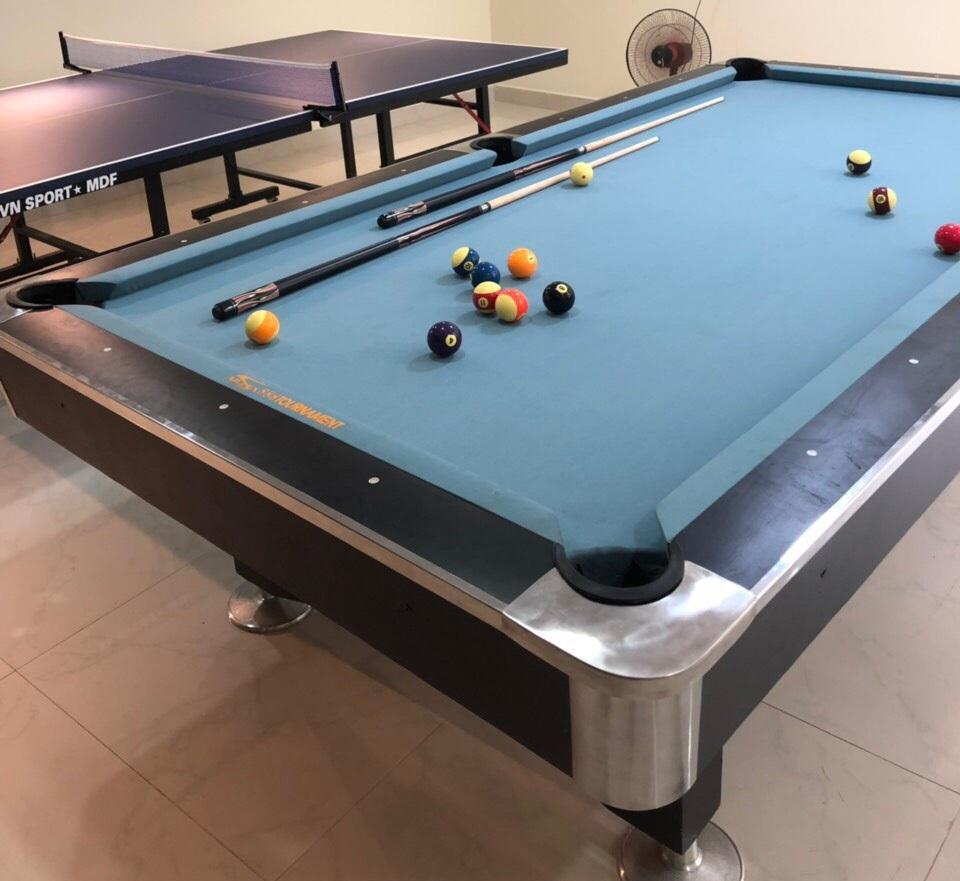 Billiards Hoàn Thuý tự tin là một trong những đơn vị có thể mua thanh lý bàn bi a giá tốt nhất trên thị trường hiện nay