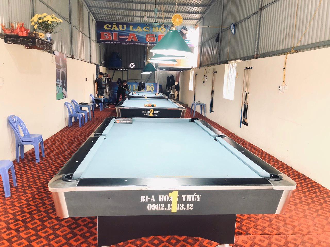 Billiards Hoàn Thúy tự hào là địa chỉ tin cậy được nhiều khách hàng trên khắp cả nước chọn mua bàn bida với độ tín nhiệm cao