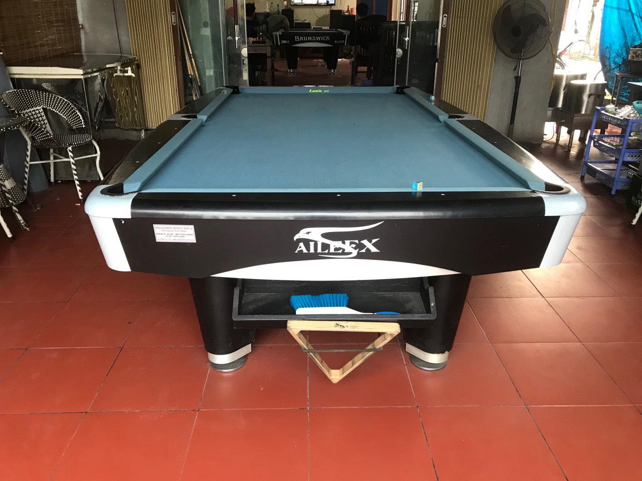 Billiards Hoàn Thúy lắp đặt 2 bàn aileex nhập lướt tại Văn Lâm, Hưng Yên