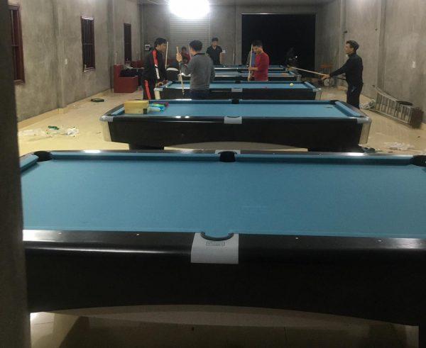 Billiards Hoàn Thúy là thương hiệu đã có mặt trên thị trường gần 20 năm, được khách hàng trên khắp mọi miền tổ quốc từ Bắc chí Nam biết tới