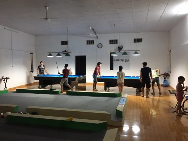 Bán bàn billiards tại Hà Nội - bàn bida chất lượng là như thế nào?