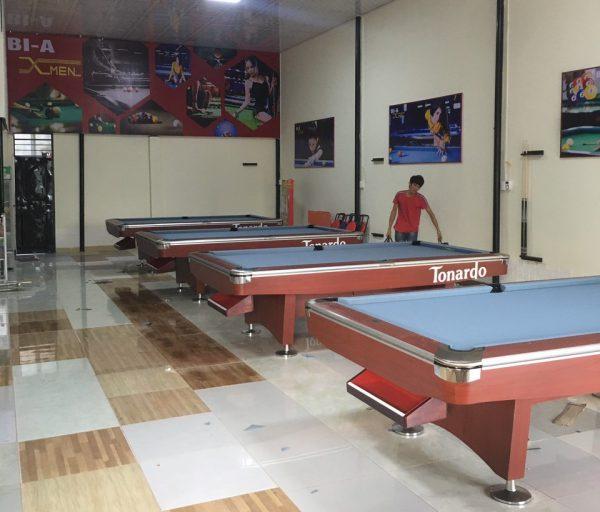 Hoàn Thuý – đơn vị cung cấp bàn bida chuẩn thi đấu, chất lượng hàng đầu