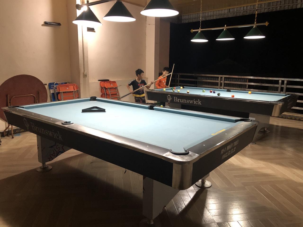 Billiards Hoàn Thúy lắp đặt thêm 2 bàn 9018 tại Bảo Lạc, Cao Bằng