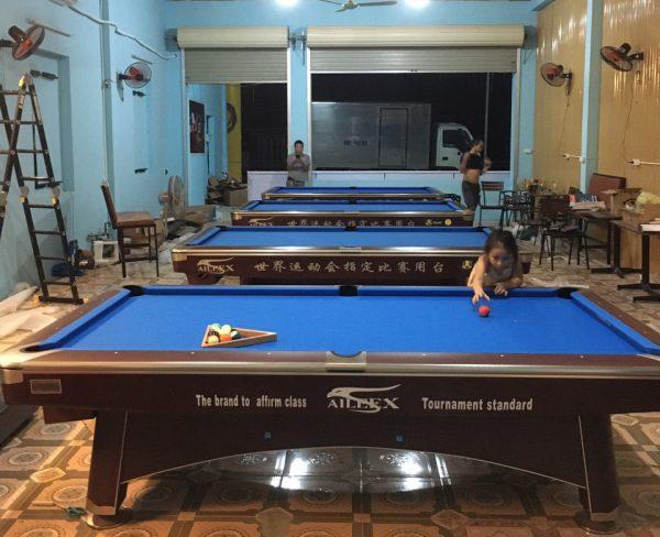 Billiards Hoàn Thúy luôn mang đến cho khách hàng sự tin tưởng