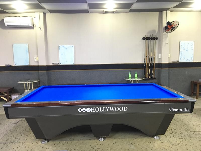 bàn bida Hollywood