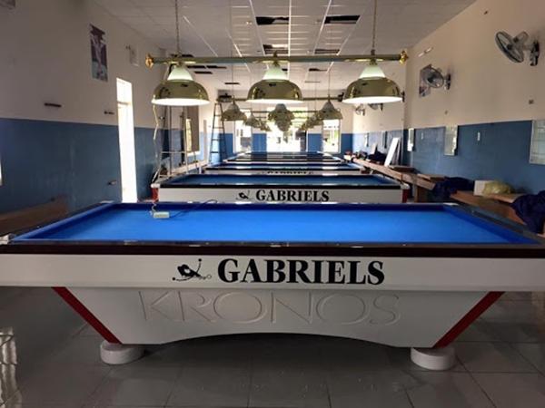 bàn bida Gabriels