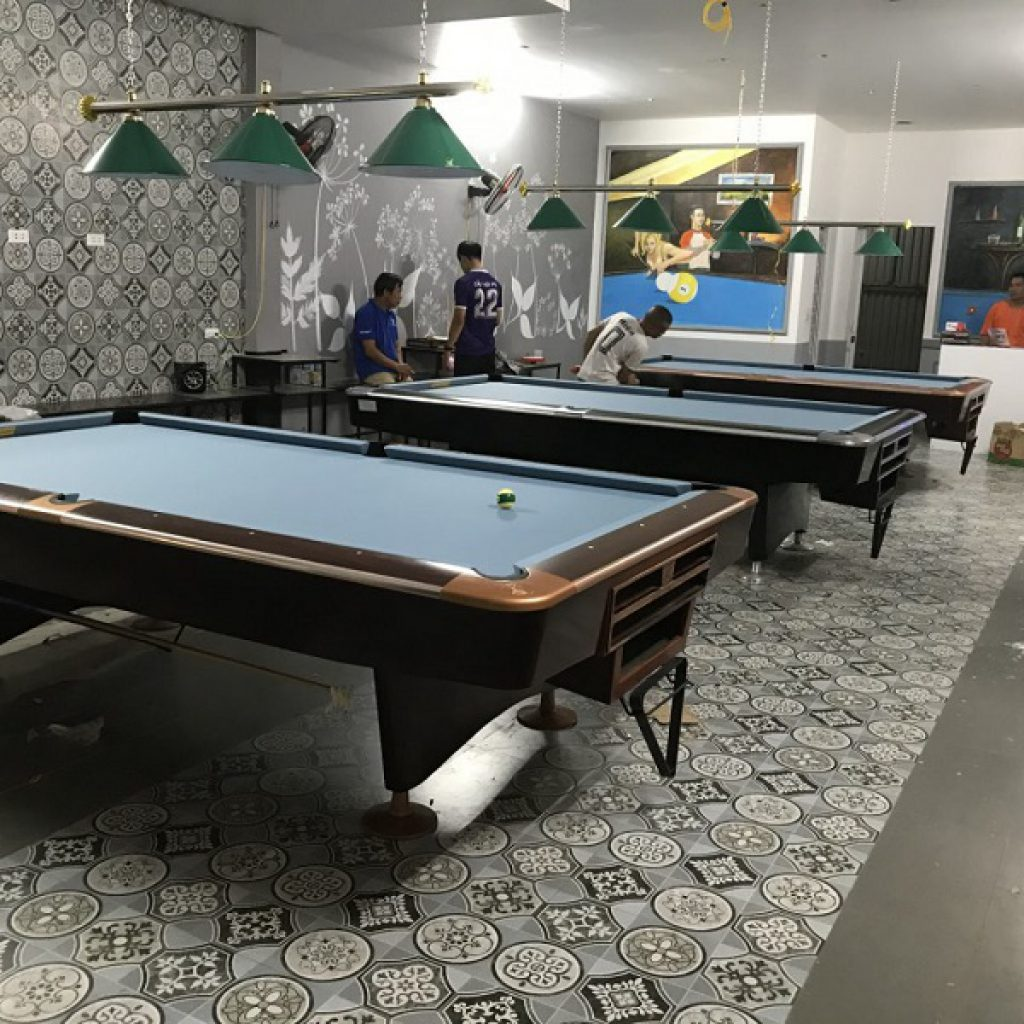 Kích thước bàn bida Pool