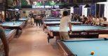 Billiards Hoàn Thúy lắp 8 bàn bi a 9018 aileex tại Long Biên, Hà Nội
