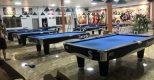 Billiards Hoàn Thuý lắp đặt 10 bàn 9017 Torado tại Club Vintagr Classic – Bắc Ninh.