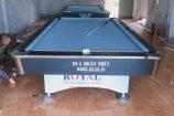 Billiards Hoàn Thúy lắp đặt 2 bàn 9018 nội địa tại Phù Cừ, Hưng Yên