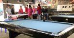 Billiards Hoàn Thúy lắp đặt 2 bàn aileex 9018 và 1 bàn aileex 9019 tại Đông Anh, Hà Nội