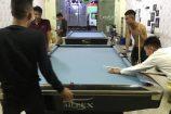 Billiards Hoàn Thúy lắp đặt 2 bàn aileex 9019 nhập lướt tại Yên Dũng, Bắc Giang