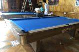 Billiards Hoàn Thuý lắp đặt 2 bàn Dragon nội địa tại Quốc Thạo, TP Yên Bái