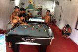 Billiards Hoàn Thúy lắp đặt 3 bàn 9017 liên doanh Taiwan tại Kim Bảng, Hà Nam