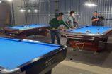 Billiards Hoàn Thúy lắp đặt 3 bàn 9019, 9017 aileex nhập lướt tại Lục Nam, Bắc Giang