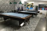 Billiards Hoàn Thúy lắp đặt 4 bàn seri 4 nhập lướt tại Nam Trực, Nam Định