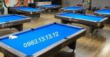 Billiards Hoàn Thúy lắp đặt 8 bàn bi a Dragon liên doanh Taiwan tại TP Hạ Long, Quảng Ninh